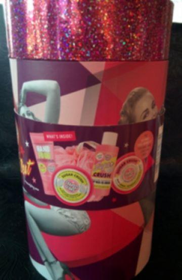 Soap & Glory rinkinys gražioje dėžutėje