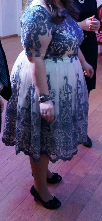 Nuostabi proginė suknelė