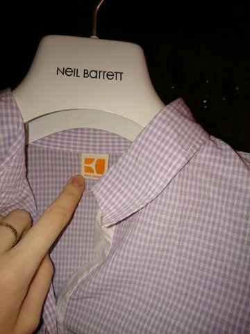 Boss Orange lengvi marškinukai