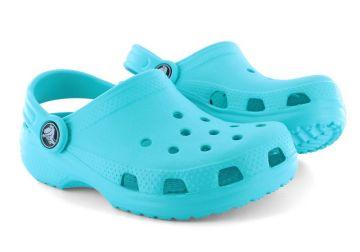 Crocs clasik aqua c8/9 10/11 12/13 J1 J2 J3